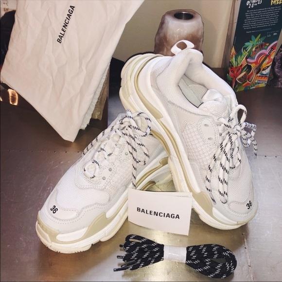 Balenciaga Shoes | Balenciaga Triple S